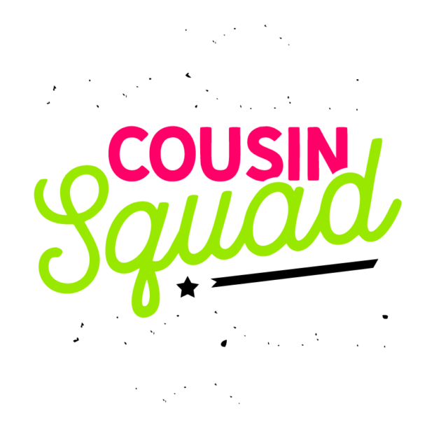cousin squad svg file