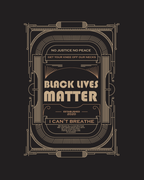 Black lives matter art deco-01-01