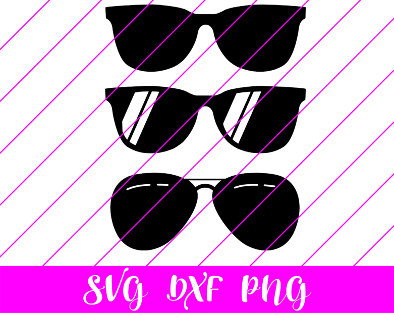 sunglasses svg