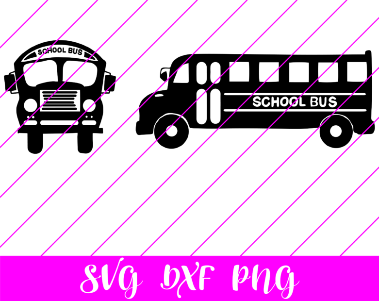 School Bus svg