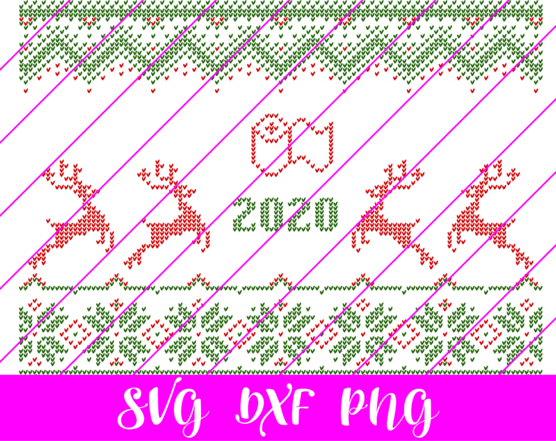 2020 toilet paper christmas svg